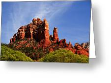 Sedona Rocks Greeting Card