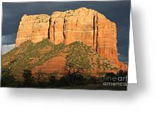 Sedona Sandstone Standout Greeting Card