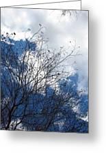 Sedona Sky Greeting Card
