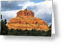 Sedona Spirit Rock Greeting Card