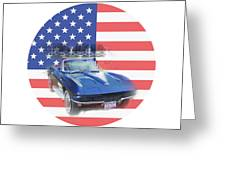 See The Usa Greeting Card