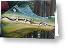 See You Later Alligator Greeting Card
