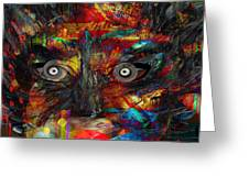Seeing Things Differently  Greeting Card