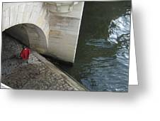 Seine Greeting Card