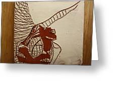 Selina - Tile Greeting Card