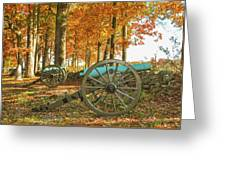 Seminary Ridge Greeting Card