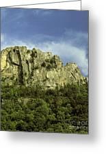 Seneca Rocks Greeting Card