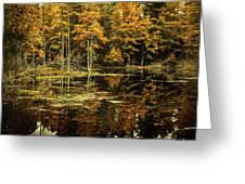 September Eve Greeting Card