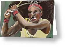 Serena Greeting Card