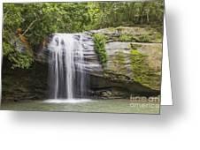 Serenity Falls Greeting Card