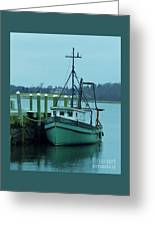 Serenity In Bristol Rhode Island Greeting Card