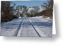 Serenity Road Greeting Card