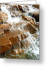 Majestic Waters Greeting Card