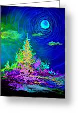 Serenity Greeting Card by William Vanya