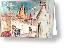Serpa  Portugal 22 Greeting Card