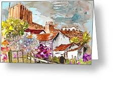 Serpa  Portugal 26 Greeting Card