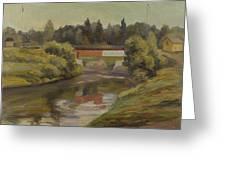 Sestra River Greeting Card