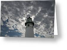 Seul Choix Lighthouse Greeting Card