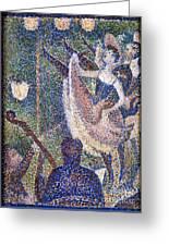Georges Seurat. Le Chahut. - freeart.com