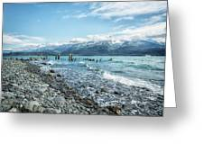 Seward Seashore Greeting Card