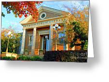Seymour Public Library Greeting Card