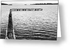Shabby Nautical Style Greeting Card