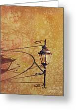 Shadow Of Light Greeting Card