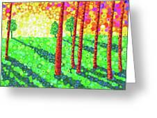 Shadowlands Greeting Card