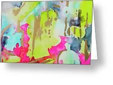 Shadow's N Gloss Greeting Card