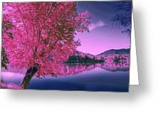 Shangrila Greeting Card