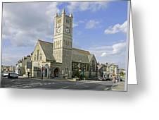 Shanklin United Reformed Church Greeting Card
