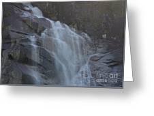 Shannon Falls_mg_-tif- Greeting Card