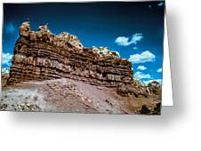 Shaping Rock Greeting Card