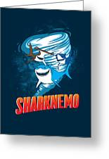Sharknemo Greeting Card