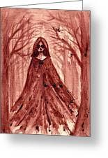 She Is... Greeting Card