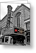 Shea's Buffalo Theater Greeting Card