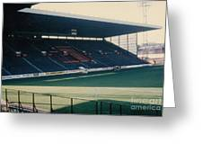 Sheffield United - Bramall Lane - South Stand 1 - 1970s Greeting Card