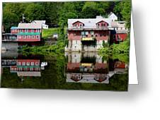 Shelburne Reflections Greeting Card
