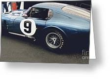 Shelby Cobra Daytona Coupe Greeting Card