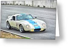 Shelby Daytona Replica 1 Greeting Card