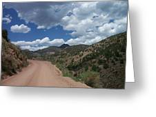 Shelf Road  Greeting Card