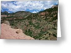Shelf Road Drop Off Greeting Card
