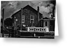 Shem Creek Heritage Greeting Card