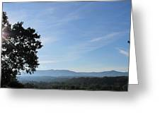 Shenandoah Valley Greeting Card