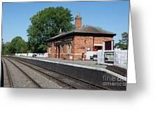 Shenton Station Greeting Card