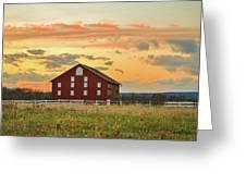 Sherfy Barn Greeting Card
