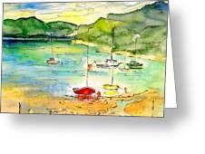 Shieldaig In Scotland 03 Greeting Card