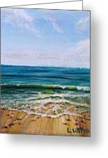 Shifting Sands Greeting Card