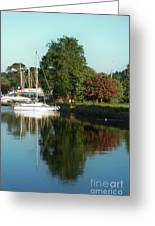 Shindilla Mylor Bridge Greeting Card