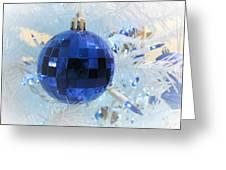 Shining Ornaments   Greeting Card